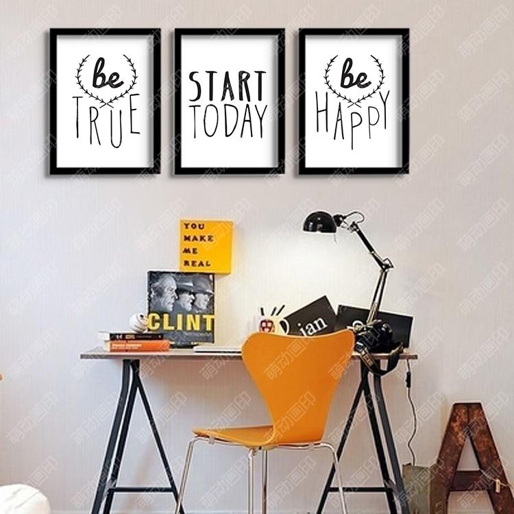 Aliexpress.com : Buy P14 English alphabet Inspirational Quotes ...