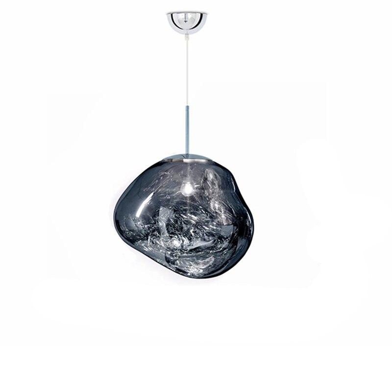 Nordic LED Pendant Lamps Acrylic/Glass Pendant Lamps Lampshade Hanging Lamps Bar Restaurant Luminaire Lava Home Decor Fixtures