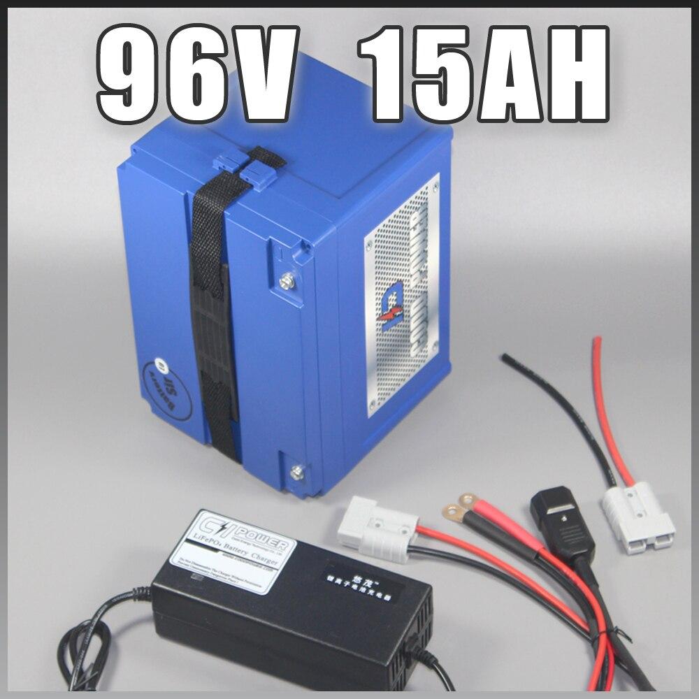 96 V Batteria agli ioni di Litio bicicletta Elettrica E-Bike Scooter elettrico veicolo batteria Li-Ion