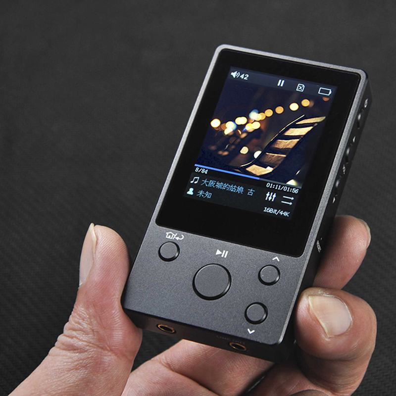 Xduoo Nano D3 24bit/192 Khz Dsd256 Hifi Verlustfreie Musik-player Eingebaute 8 Gb Ape/flac/alac /wav/wma/ogg/mp3 Unterhaltungselektronik Mp3-player