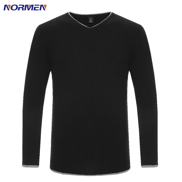 Men's Casual Solid Sweater 2016 New Brand Clothing V-Neck Pullovers Men pull homme agasalho masculino  Outerwear Streetwear