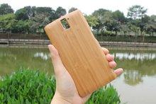 Оригинал oneplus one bamboo задняя крышка защитная case для один плюс один телефон высокое качество жесткий случаи мобильного телефона