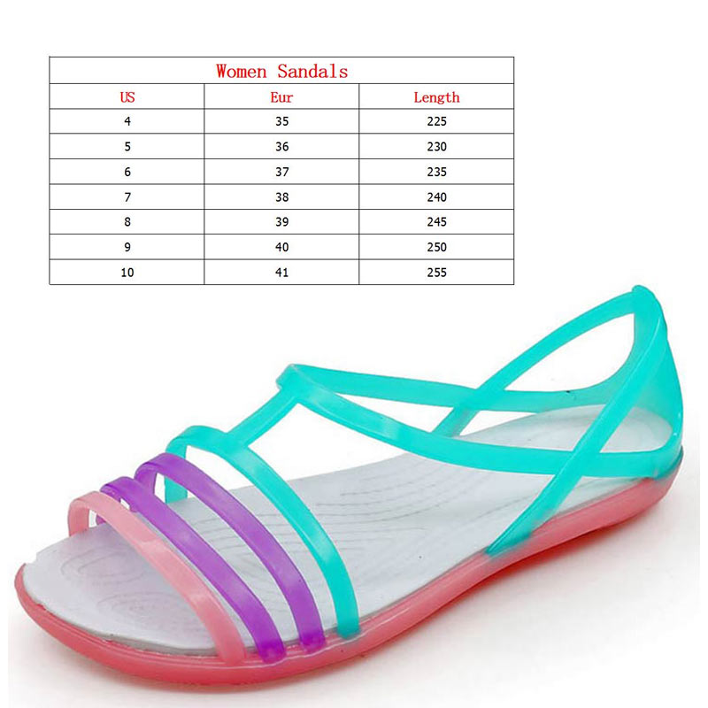 Women Flat Sandals Jelly Shoes Summer Beach Shoes Sandalia Feminina 2019 Candy Color Slides Ladies Slippers Women Flat Sandals Jelly Shoes Summer Beach Shoes Sandalia Feminina 2019 Candy Color Slides Ladies Slippers Chaussures Femme