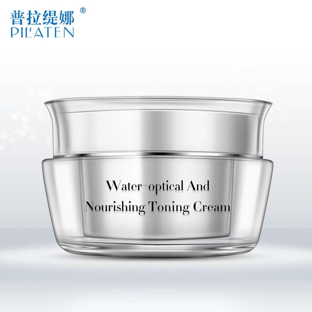 1 UNIDS Blanqueamiento Crema Facial Hidratante De Cuidado Facial Anti-Envejecimi