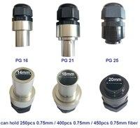 Conector da fibra ótica de maykit para 12w emissor de luz  5w fonte de luz  10w conduziu o motor claro  16w iluminador rgb  32w projetor rgb|connector for led|connector optics|connector led -