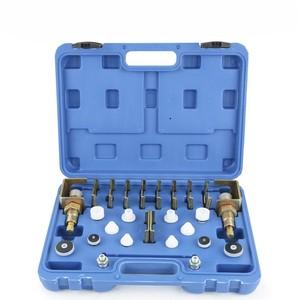 Image 5 - Herramientas de detección de fugas de tuberías de refrigerante de aire acondicionado, sistema de aire acondicionado de automóviles, herramientas de detección de fugas