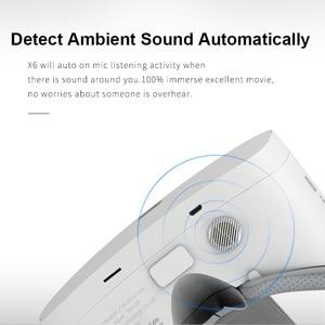 Image 2 - BOBOVR X6 מציאות מדומה כל אחד VR משקפת 2.5K HD VR אוזניות אנדרואיד 16GB 3D משקפיים קסדת immersive 5.5 LCD WIFI BT