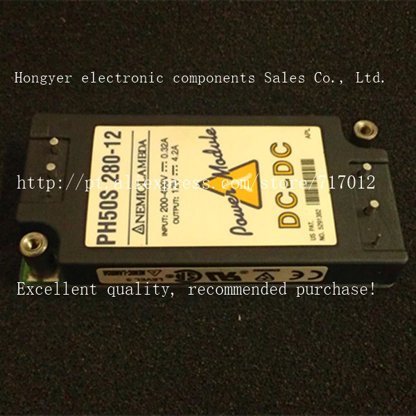 Free Shipping PH50S280-12DC/DC: 280V-12V-50W,Can directly buy or contact the seller