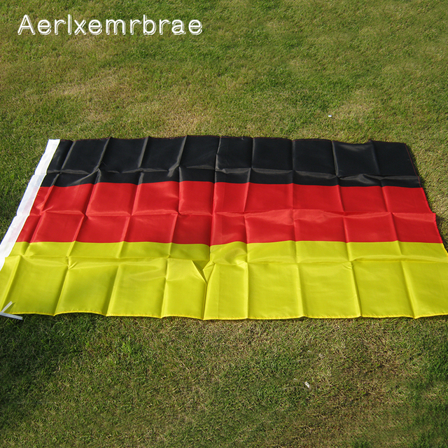 Free Shipping NEW 90x150cm 3x5 feet Germany Flag 100 Polyester