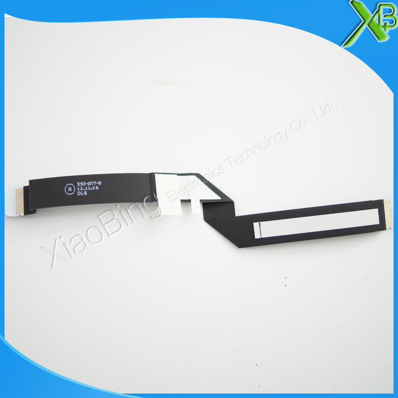 Original New Touchpad Trackpad Flex Cable For Macbook Pro Retina 13.3 A1425 A1502 593-1577-B 2012-2014 Years