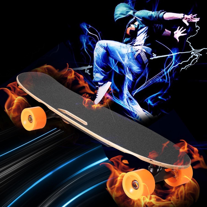 Жаңа 4 дөңгелегі электрлі борттық - Роликтер, скейтбордтар және скутерлер - фото 6
