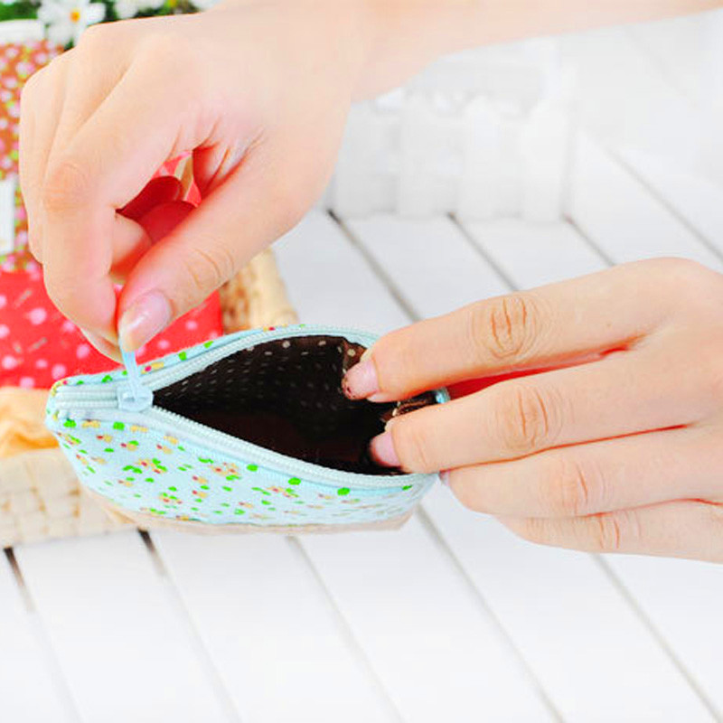 Hot Sale, Cheapest Women Bags Mini Tote Portable Pouch Purse Trinket Jewelry Tin Key Coin Arrange Bag Free Shipping&Wholesale 40