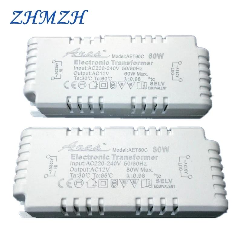 Halogen Light Bulb Electronic Transformer 105W AC220V to 12V for malls bar