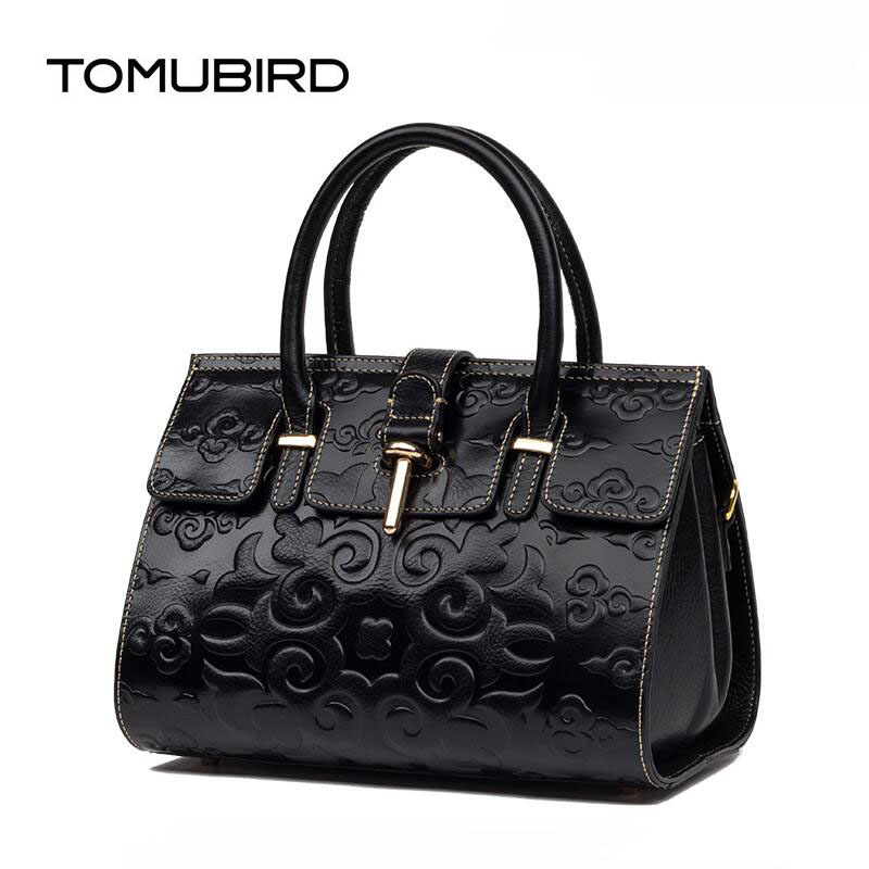 TOMUBIRD 2017 new fashion superior leather designer bag famous brand women bags embossed national wind genuine leather handbags tomubird new original hand embossed superior leather designer bag famous brand women bags genuine leather handbags shoulder