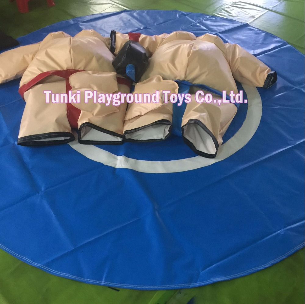 good price foam padded Japan sumo wrestling suits with good quality