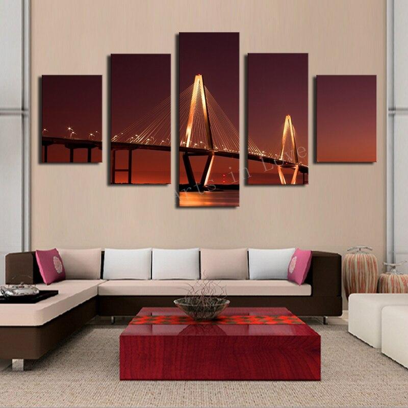 Natuurlijke brug pictures koop goedkope natuurlijke brug pictures loten van chinese natuurlijke - Deco schilderij slaapkamer kind ...