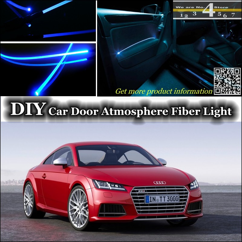 For Audi TT TTS Interior Ambient Light Tuning Atmosphere