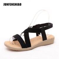 Women Shoes Sandals Comfort Sandals Summer Flip Flops 2017 Fashion High Quality Flat Sandals Gladiator Sandalias