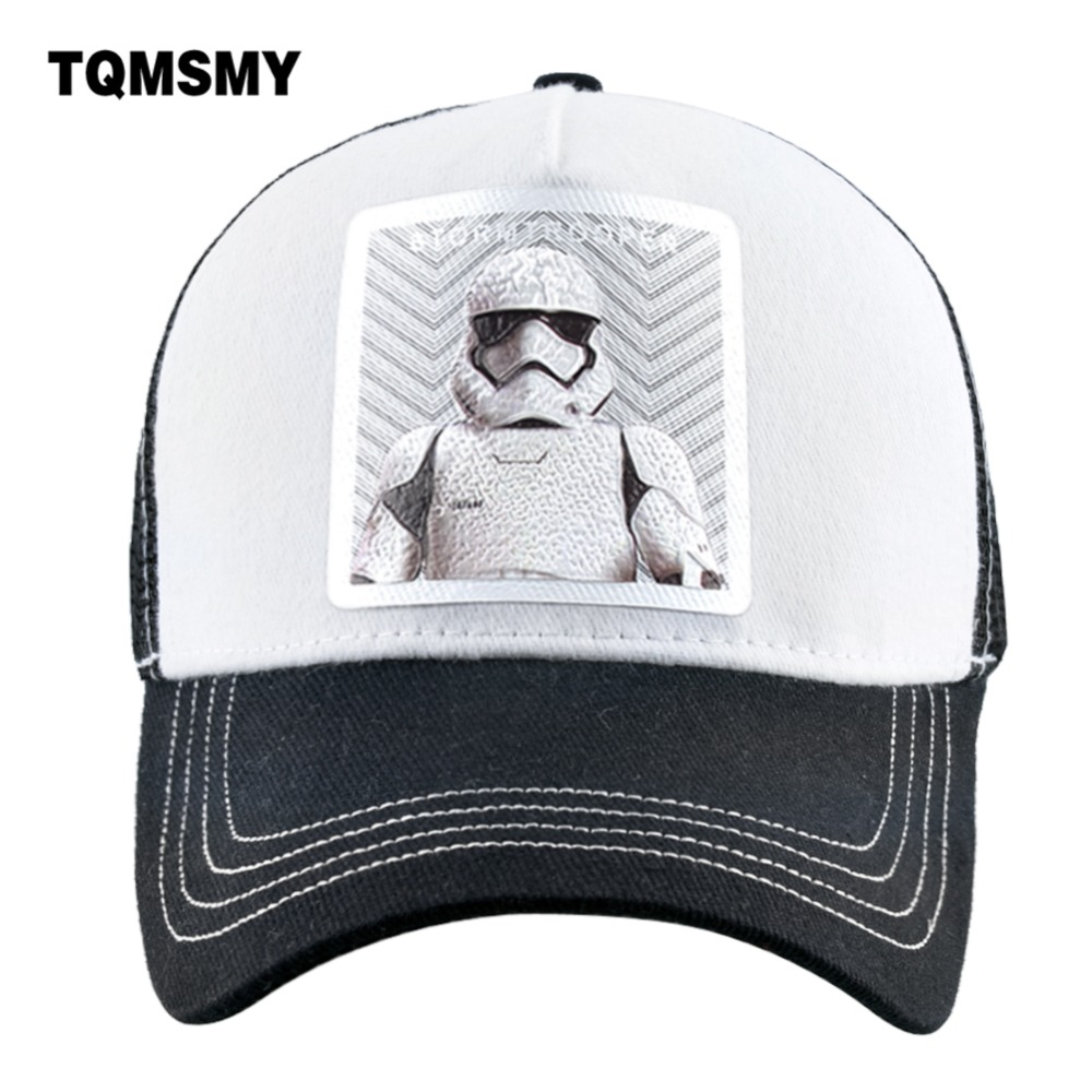 TQMSMY Star Wars Unisex Men Trucker Hat Women Mesh Hats Summer Trucker Hats Men's   Baseball     Cap   for Adult hats TMDH102