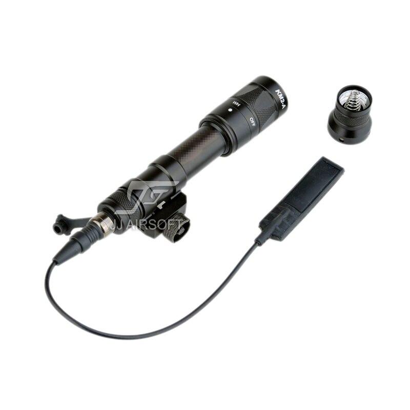 ФОТО Element SF M600W LED Scout Light (Black) M600W Scout Flashlight