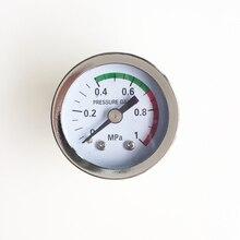 """Манометр PT 1/"""" 150 фунтов/кв. дюйм для co2, специальная трубка для аквариума CO2, запчасти для оборудования, аксессуары, барометр, воздух"""
