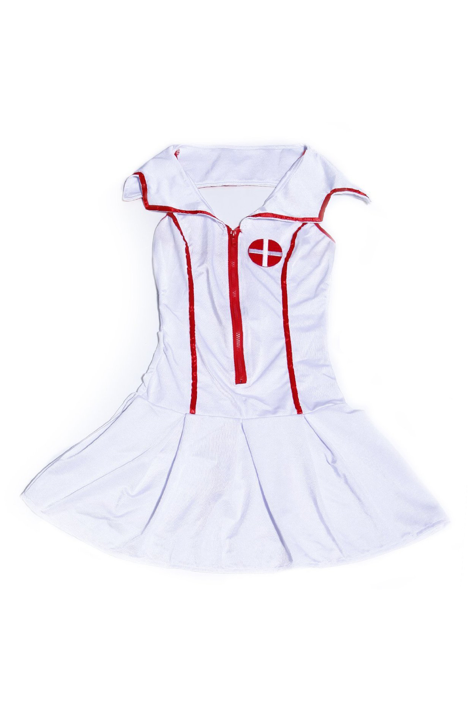 Uniform nurse costume theme halloween costume set fancy dress woman