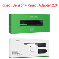 2020 Brand New For XBOXONE Slim Adapter Power Supply Kinect 2.0 For xboxone USB AC adapter EU&US Plug Kinect+Adapter