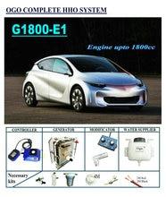 OGO полная система HHO G1800-E1 Смарт ШИМ карта/MAF UPTO 1800CC