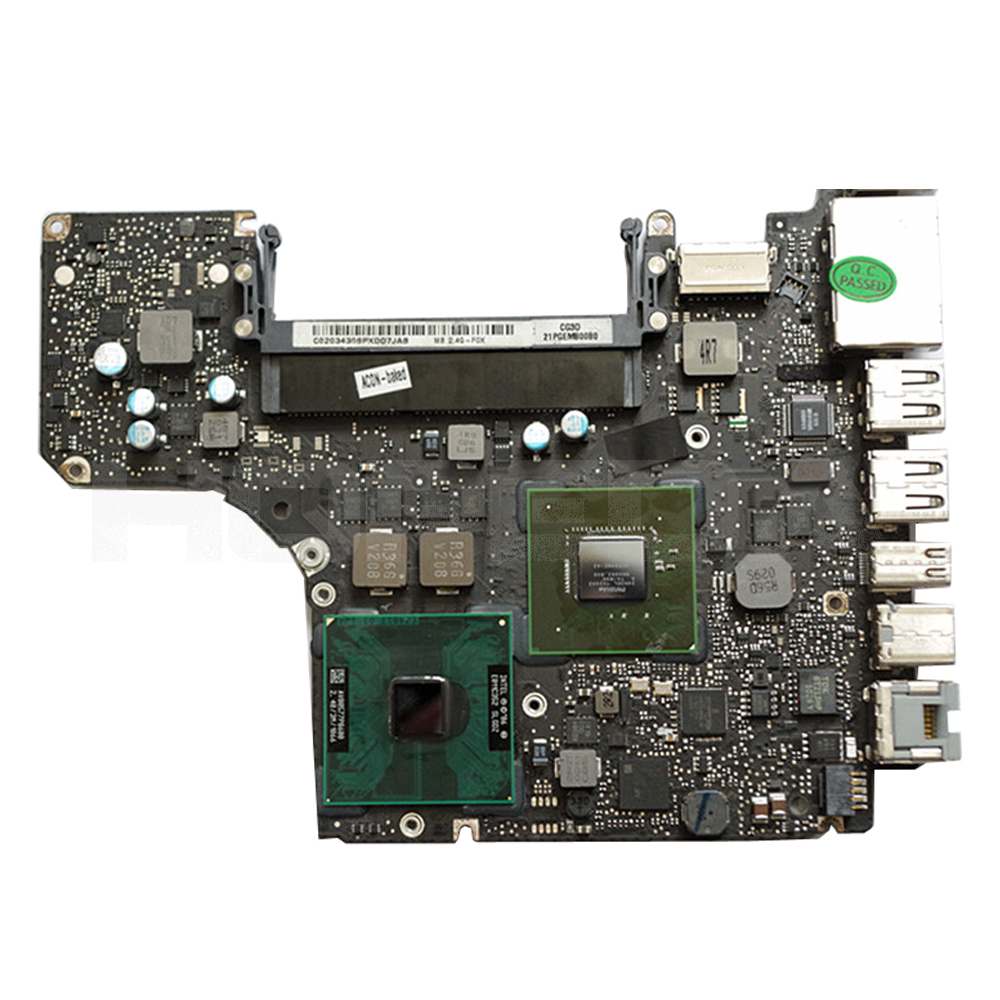 все цены на For Apple Macbook Pro 13'' A1278 Motherboard Logic Board 2010 Year 820-2879-B MC374 MC375 онлайн