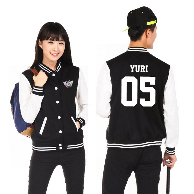Aliexpress.com : Buy Korea Girl's generation baseball jacket kpop ...