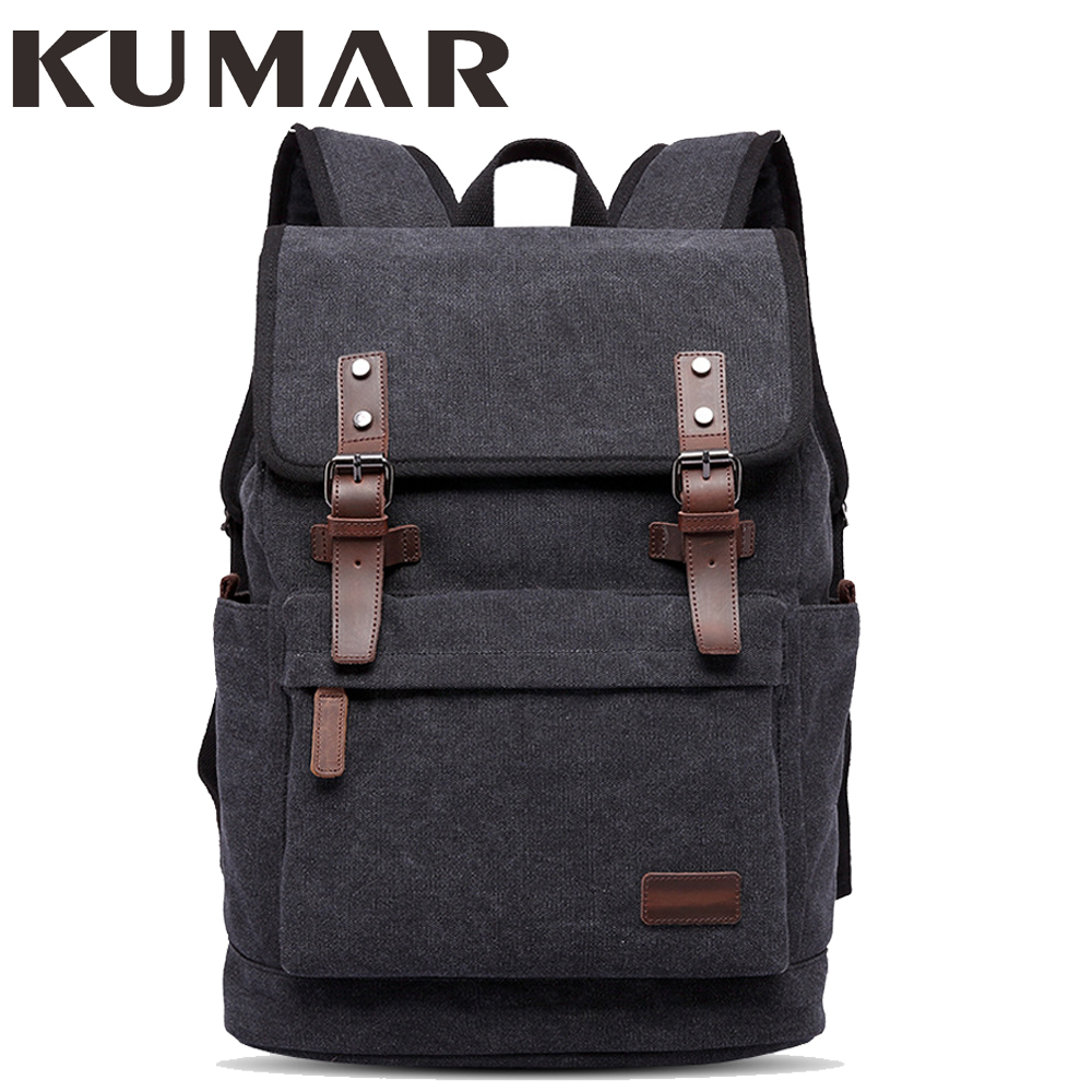 New Vintage Mochila Feminina Kanken Backpack Canvas Bags Men Backpack Leisure Travel School Bag Unisex Laptop Backpacks For Men цена
