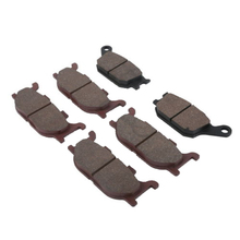 Brake-Pads Mt-03 660 Yamaha Motorcycle-Accessories 2006-2007 Front for Mt03/Mt/03 06/07