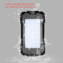 27 LEDs Lantern Emergency Campsite Hanging Lamp Super Bright Hanging Lamp USB Camping Lamp Hiking Travel Mobile Power Bank Hot(China)