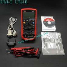 UNI-T UT61E High Reliability  Digital Multimeter Modern Digital Multimeters  AC DC Meter CD  & Data Hold Multitester