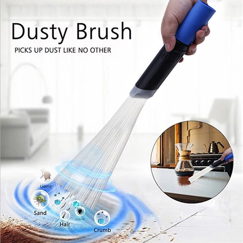 все цены на Dust Cleaner Household Straw Tubes Dust Brush Remover Portable Universal Vacuum Tools Attachment Dirt Clean Dropshipping онлайн