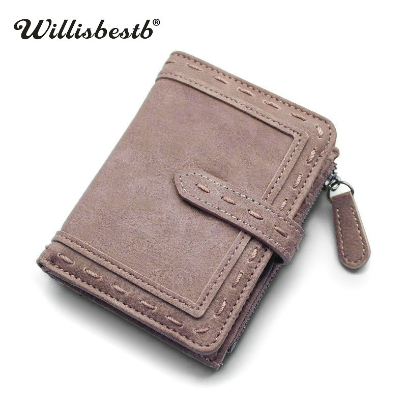 2018 New Fashion Small Women Wallets Female Hasp Short Clutch Brand Design Leather Coin Purse Woman Wallet portefeuille femme app blog brand women s wallet new small clutch female purse fashion leather clutch wallets multi pockets coin bags for femme