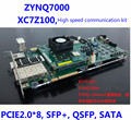 ZYNQ7000  ZYNQ  Kintex-7 макетная плата  XC7Z100  Sata  PCIe  10G Ethernet