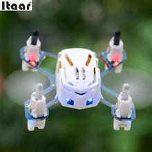 Hubsan H111 Mini 2.4Ghz 6 Axis Gyro RC Quadcopter Remote Control Drone RTF Drop Shipping