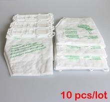 10 adet/grup elektrikli süpürge torbaları Toz Torbası Vorwerk VK135 VK136 FP135 FP136 KOBOLD135 KOBOLD136 VK369