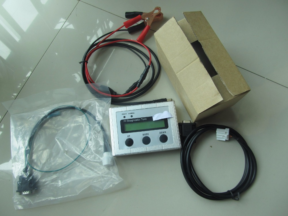 Handheld Motorcycle Diagnostic For Yamaha Motorcycle Scanner