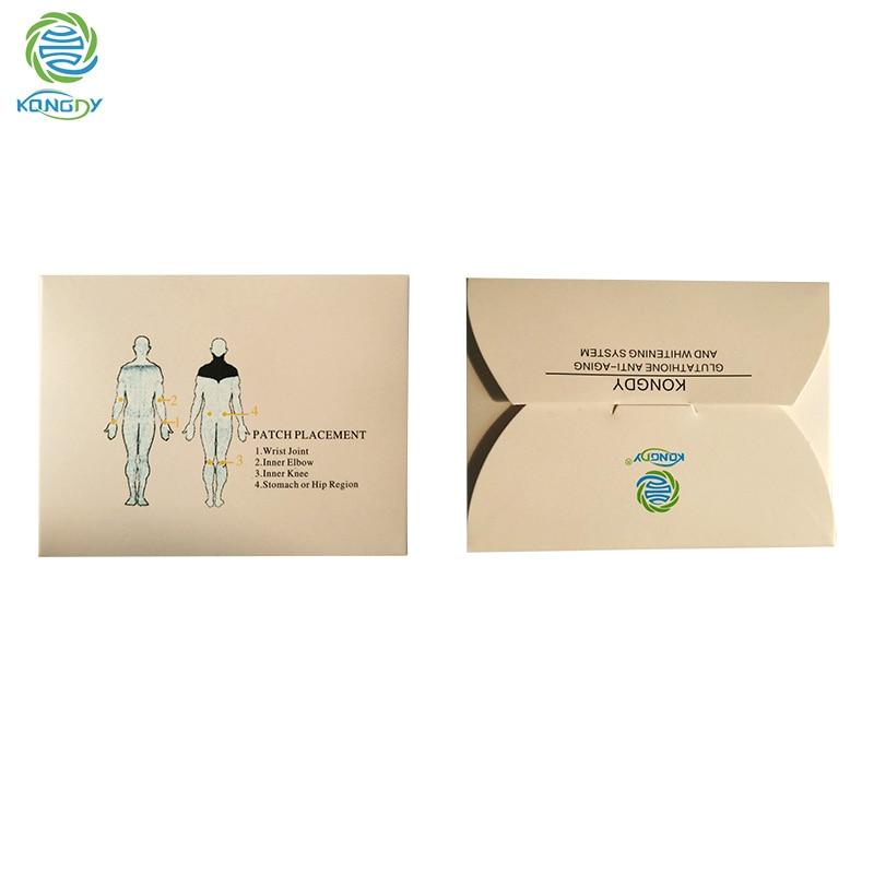 KONGDY Beauty Whiten zakrpa s maloprodajnom kutijom 4 zakrpe - Zdravstvena zaštita - Foto 2
