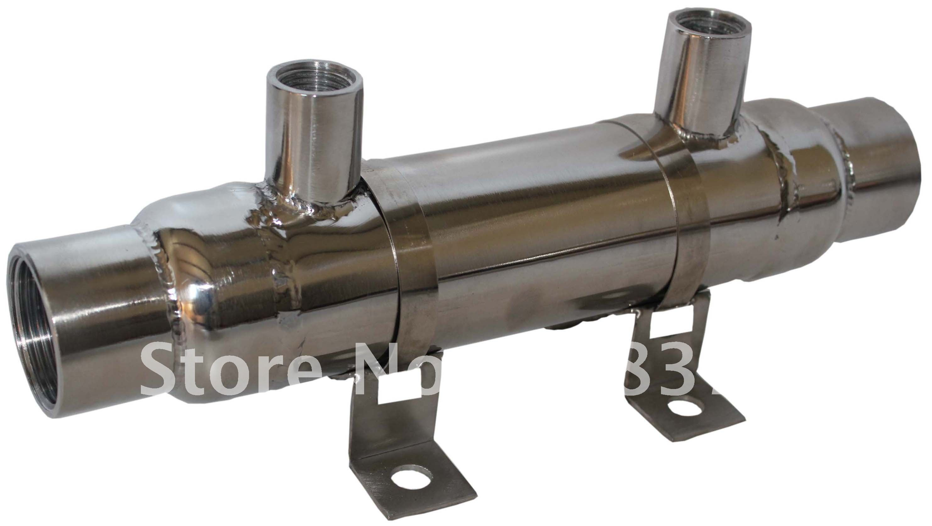 Marine Heat Exchanger In Oil Coolers From Automobiles