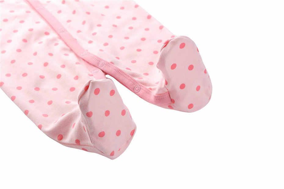 1aaec83b9f497 4 Pcs/set tender Babies fashion romper girl cotton clothes newborn roupa  infantil jumpsuit long sleeve baby onesie