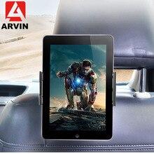 Арвин подголовник планшет телефон Автомобильный держатель для iPad Air Mini Pro Универсальный Регулируемый кронштейн заднего сиденья 4-10 ''подставка для iPhone X XS