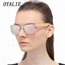 Polarized Sunglasses Women Bamboo Sunglasses Wood Men Sun Glasses Clear Glasses Frame Driving Eyewear Goggles UV400 Gafas de sol цена