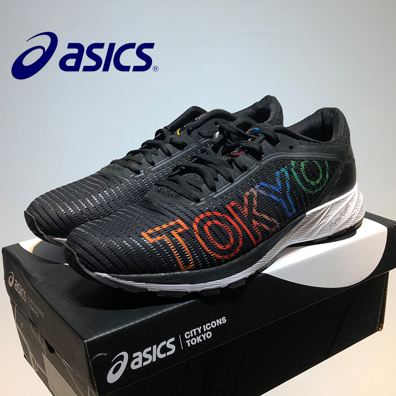 Original New Arrival Authentic ASICS DynaFlyte 2 Men's Stability Running Shoes ASICS Sports Shoes Running Shoes Tianjiao цены