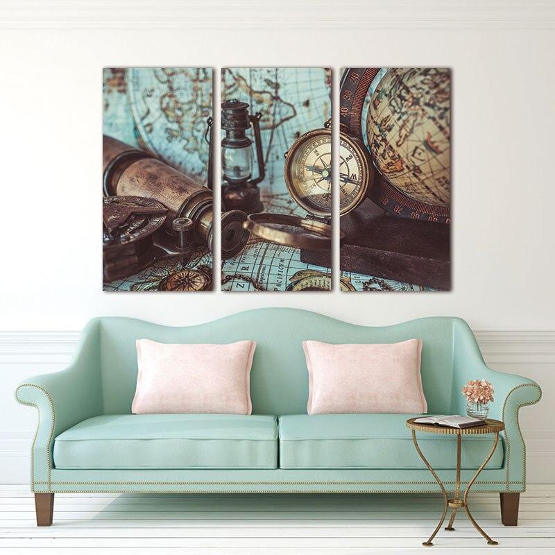 Φ_ΦLona Decoración para el hogar pintura mural arte pared imagen ...