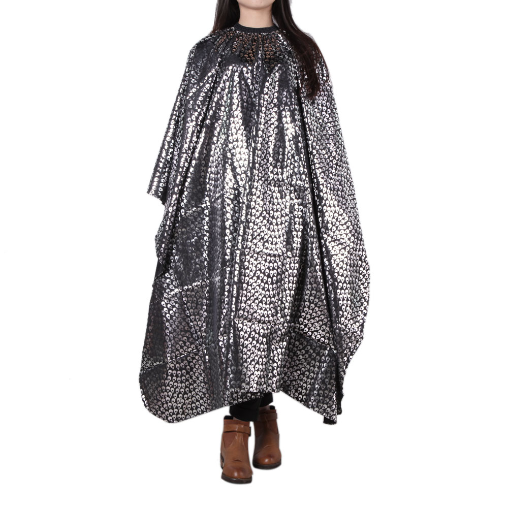 5 Types Hairdressing Cape for Barber Hair Cutting Styling Salon Apron Professional Hair Wrap Gown Cloth Tool 8