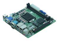 Trung quốc Intel 6th Gen DDR4 i3 i5 i7 bộ vi xử lý nic ethernet cổng dual lan itx bo mạch chủ Q170 máy tính để bàn nhỏ ban PC 4 k