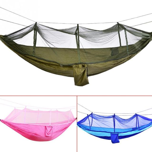 Hammock Tent Mosquito Net Hammock Tent Outdoor Camping Portable